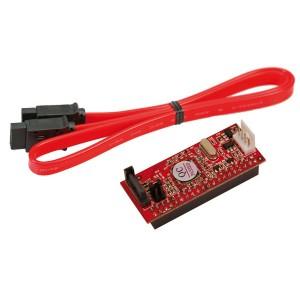 """S-ATA 150/UDMA Adapter zum Anschluss von 3,5"""" IDE Festplatten an S-ATA Controller"""