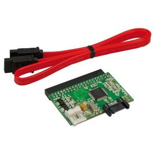 """IDE (PATA) Adapter zum Anschluss von 3,5"""" S-ATA Festplatten an IDE Controller"""