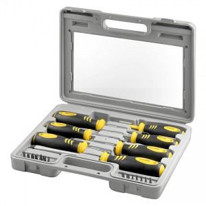 Multi-Koffer mit Bits und Schraubendrehern, 21-teilig