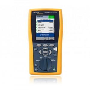 Fluke DTX-1800 Digital Cable Analyser, bis 900 MHz, inkl. Remote Einheit, Handbuch und Software