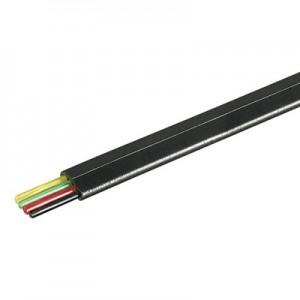 Modular Flachbandkabel, 4-adrig, 100 m Ring