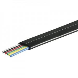 Modular Flachbandkabel, 6-adrig, 100 m Ring