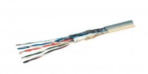 Cat. 5e Patchkabel, PVC, S/FTP