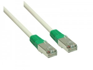 Cat.6 Standard Cross-over Kabel, 2 x RJ45 Stecker