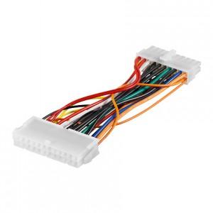 ATX Stromadapterkabel, 24-pol. Buchse / 20-pol. Stecker