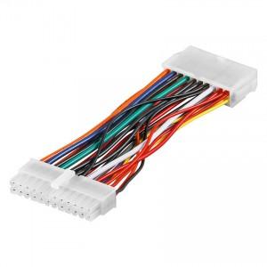 ATX Stromadapterkabel, 24-pol. Stecker / 20-pol. Buchse