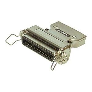 EPP Adapter IEEE1284, 36-pol. HP Centronics Stecker / 36-pol. Centronics Buchse, geschirmt