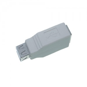 USB Adapter, Typ B Buchse / Typ A Buchse