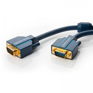 High End VGA Kabel 15-pol. HD Sub-D Stecker/Stecker