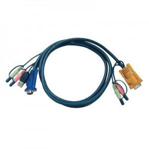 Kombi-Anschlusskabel für ATEN KVM Switche