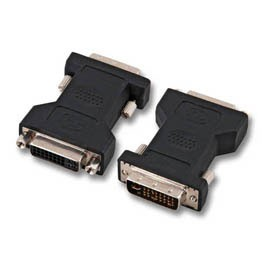 DVI-D Gender Changer, 24+5 Stecker an 24+5 Buchse