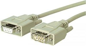 Verbindungskabel, 9-pol. Sub-D Stecker/Buchse