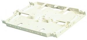 Spleißkassette für 2 x 12-fach Spleißhalter