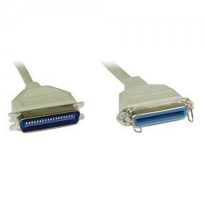 SCSI Kabel, 50-pol. Centronics Stecker/Buchse, UL2919, 1,8 m