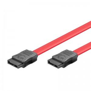 S-ATA 150 Kabel, 2 x 7-pol. Buchse, Länge: 0,75 m