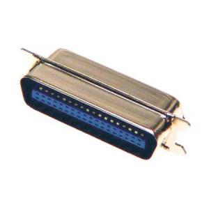 Mini Gender Changer, 50-pol. Centronics Stecker/Stecker