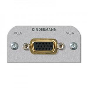 Multimedia VGA Modul, 1 x 15-pol. HD Buchse mit Kabel