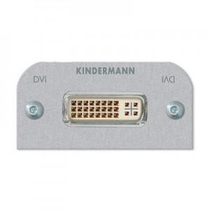 Multimedia DVI Modul, 1 x 24+1 Buchse mit Kabel