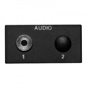 Multimedia Audio Modul für EVOline Port / Dock, 1 x 3,5 mm Klinkebuchse, inkl. 3 m Anschlusskabel