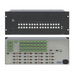 High Performance VGA + Audio Umschalter, 32 Port