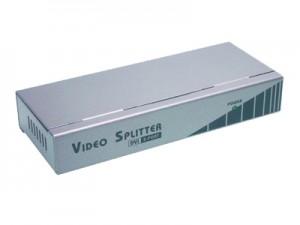 DVI Monitorsplitter, 1 Eingang / 4 Ausgänge