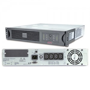 "APC 19"" USV, SmartUPS 1500 VA / 0.98 kW, 2 HE"