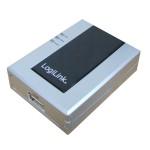 Fast Ethernet USB Printserver , 10/100 Mbit/s