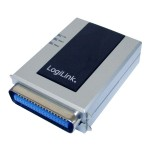 Printserver Fast Ethernet, 10/100 MBit/s, 1 x parallel