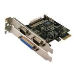 Schnittstellenkarte 2-fach seriell, 1-fach par.  PCI-Express