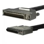 SCSI V Kabel, VHD 68-pol. Centronics Stecker