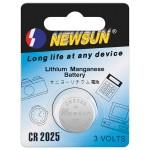Mainboardbatterie CR-2025, 3 Volt