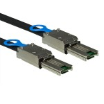 externes SAS Kabel, ext. mini SAS Stecker (SFF-8088) auf ext. mini SAS Stecker (SFF-8088)