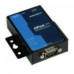 1 Port Serial Device Server, 1x RS-232, Anschluß 1x 9-pol. Sub-D Stecker, inkl. Netzteil